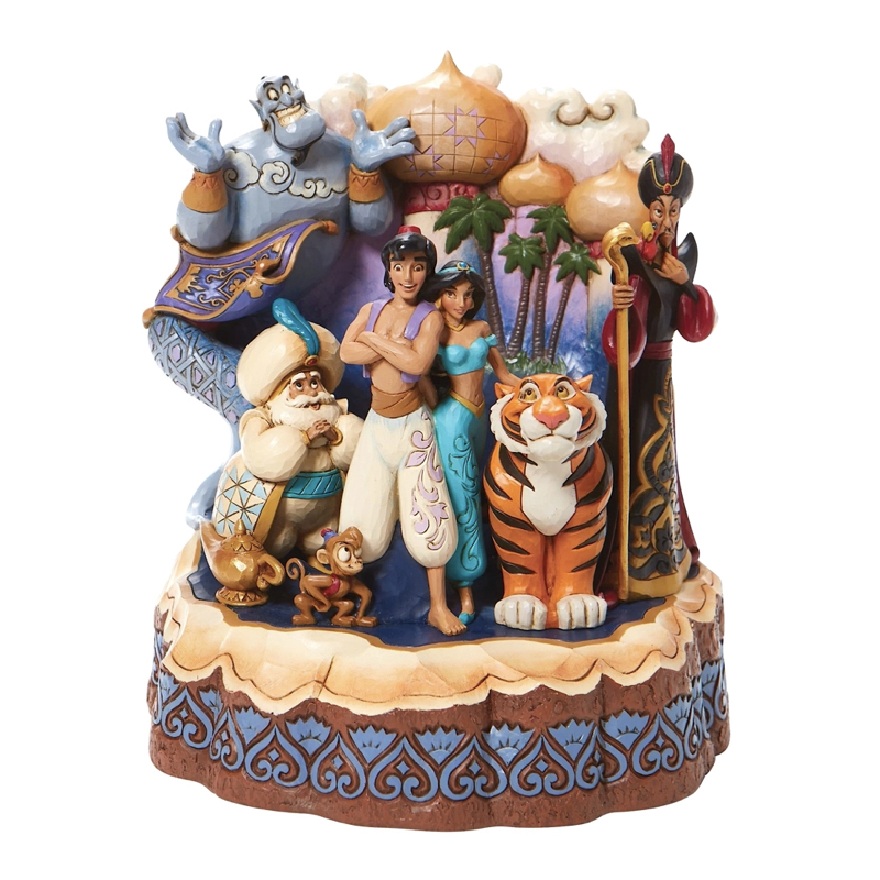 خرید فیگور دیزنی علائدین Carved by Heart Aladdin