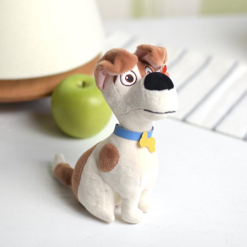 عروسک مکس انیمیشن زندگی پنهان حیوانات خانگی