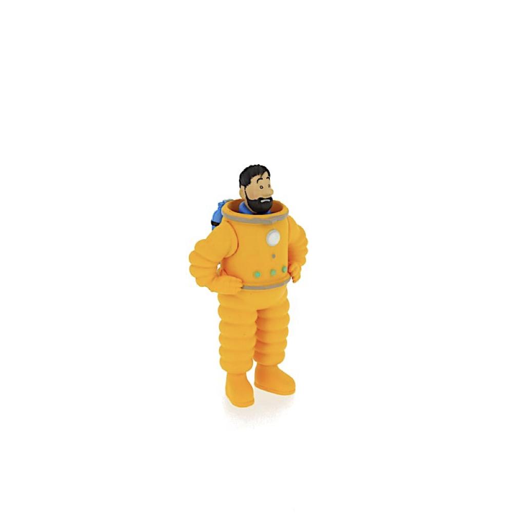 خرید فیگور کاپیتان هادوک haddock in his moon suit