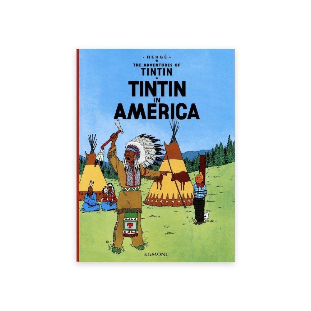 خرید کتاب تن تن در آمریکا