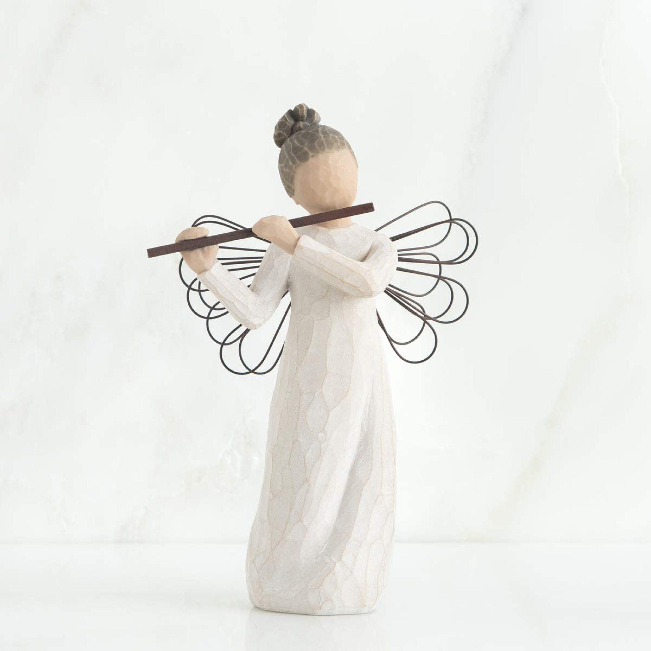 خرید مجسمه ویلوتری willow tree angel of harmony
