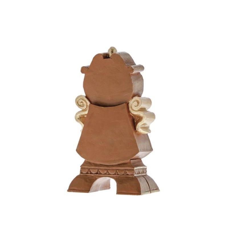 مجسمه اورجینال دیزنی مدل ساعت دیو و دلبر