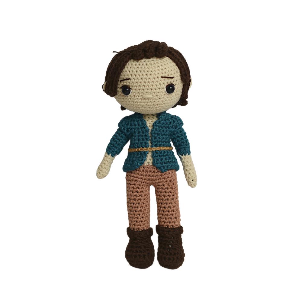 خرید عروسک یوجین از انیمیشن راپونزل