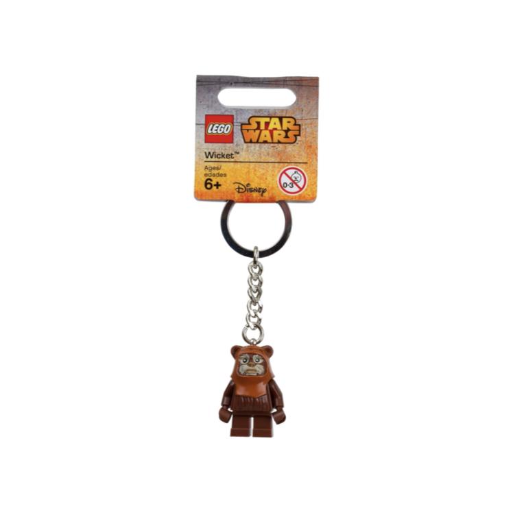 خرید جاکلیدی لگو ویکت LEGO Star Wars Wicket