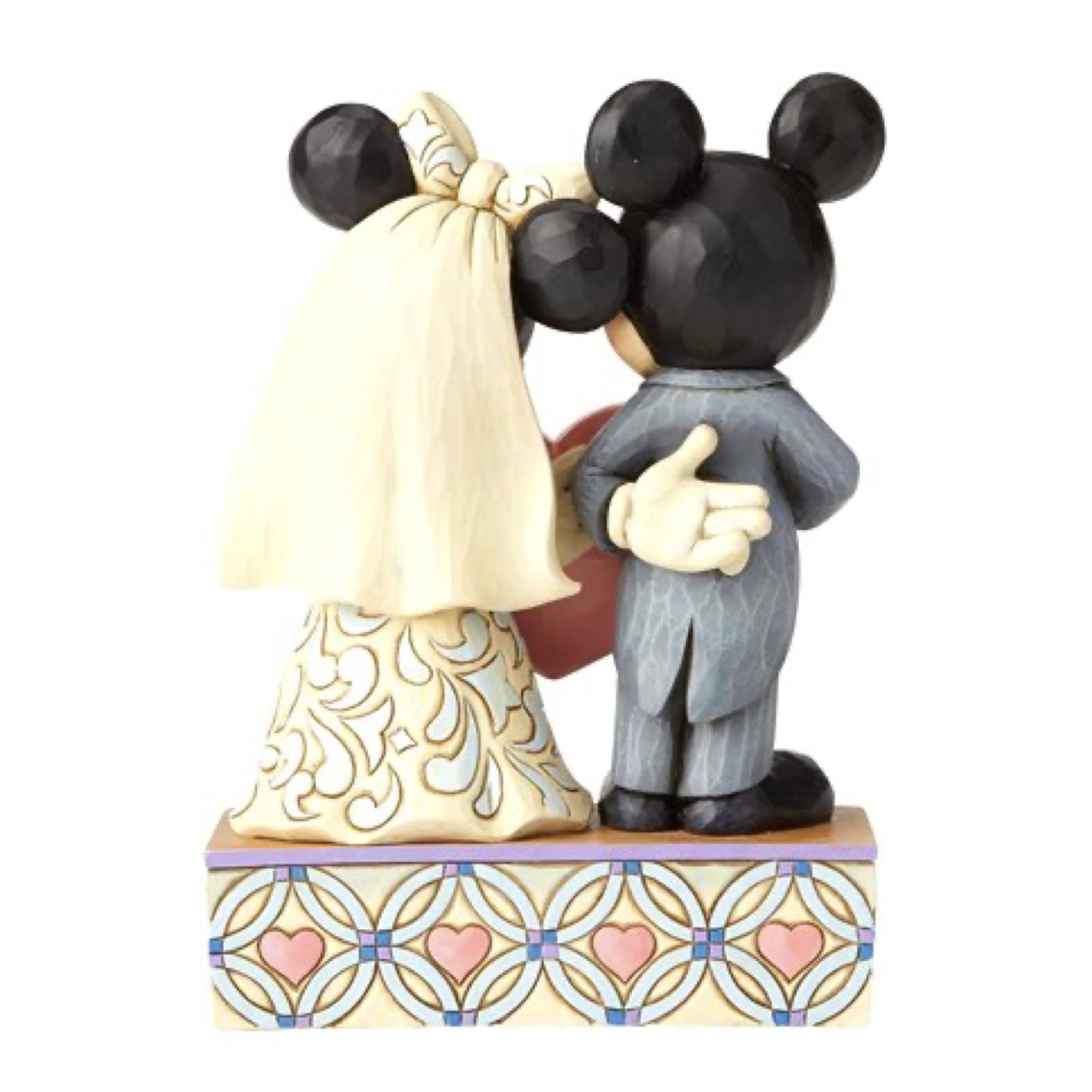 مجسمه عروسی میکی موس و مینی