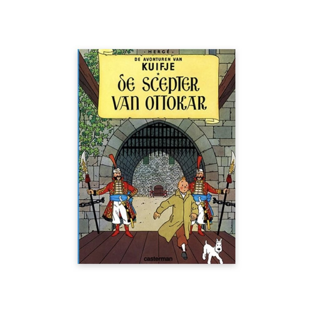 خرید کتاب تن تن عصای اسرار آمیز