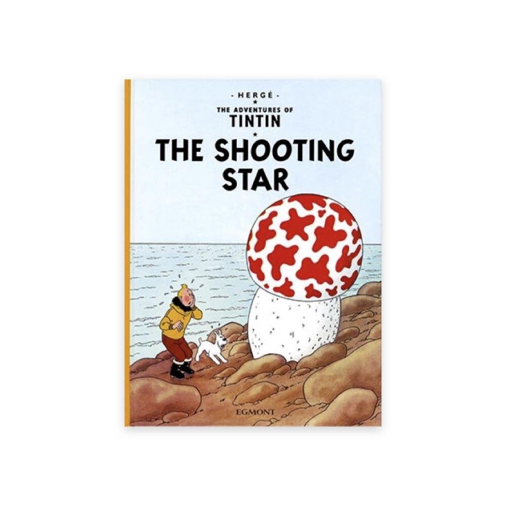 خرید کتاب تن تن، ستاره اسرار آمیز