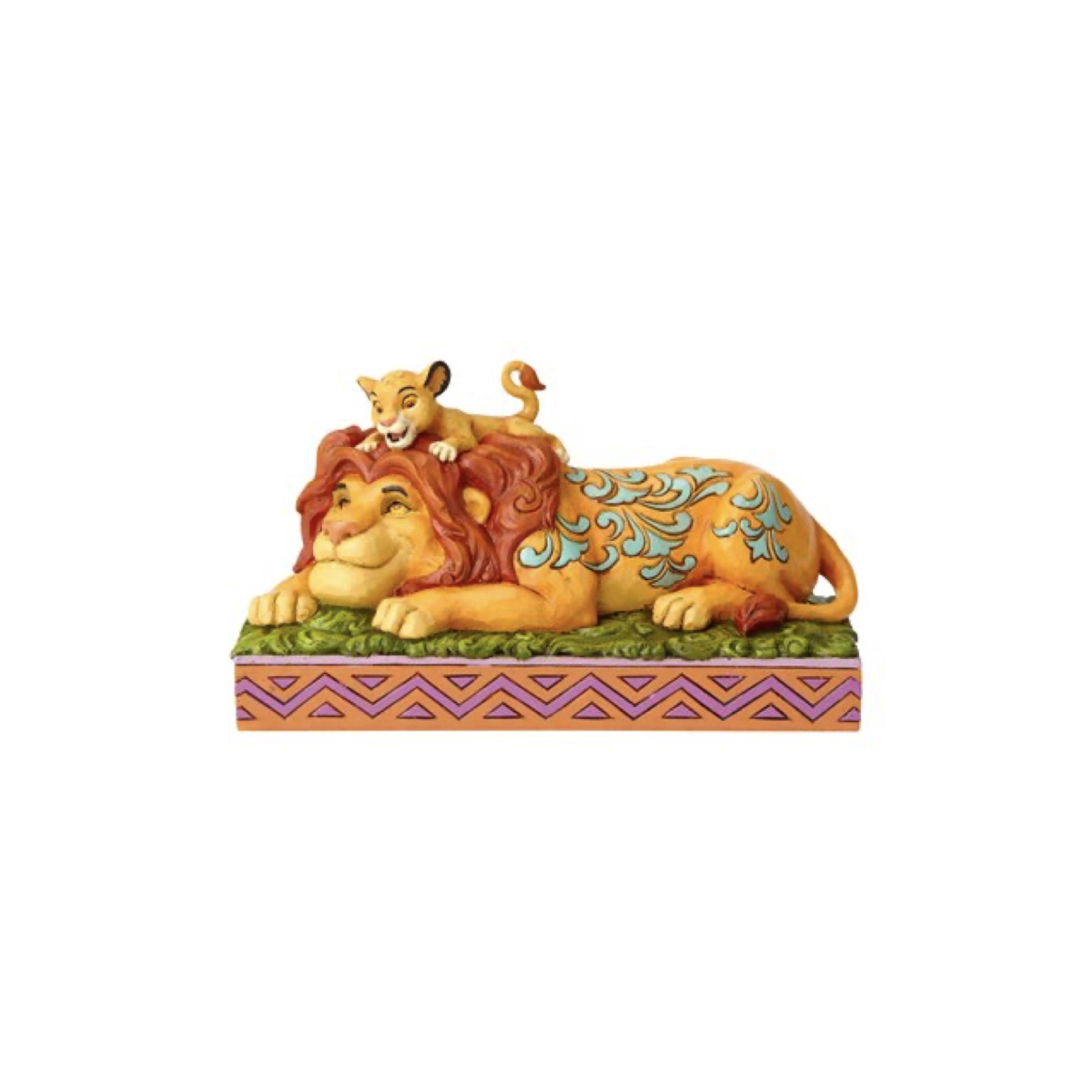 مجسمه اورجینال شیرشاه   اثر جیم شور
