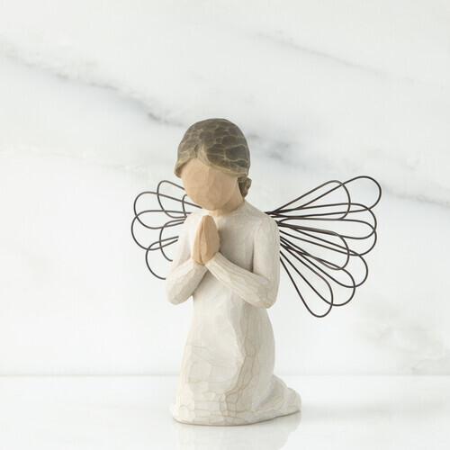 خرید مجسمه فرشته ویلوتری Angel of Prayer