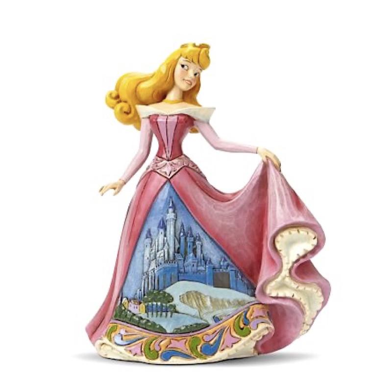 خرید مجسمه دیزنی مدل زیبای خفته