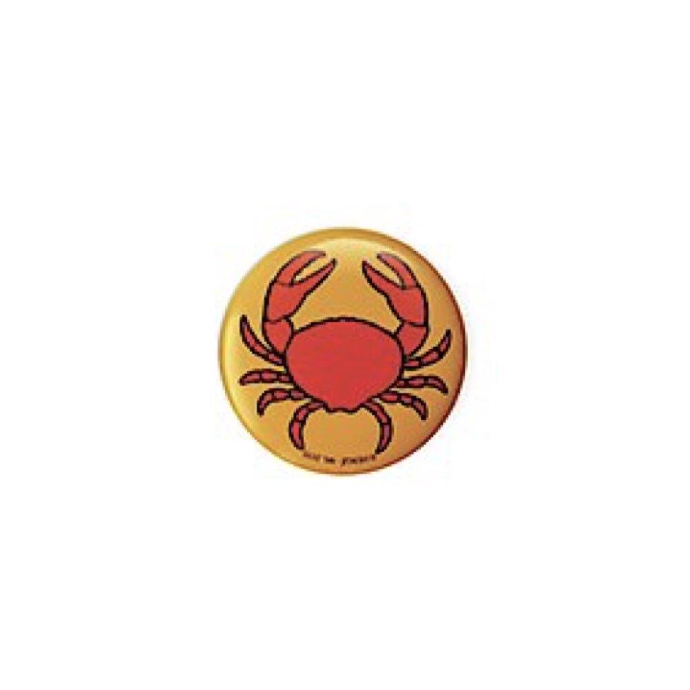 پیکسل تن تن مدل خرچنگ پنجه طلایی