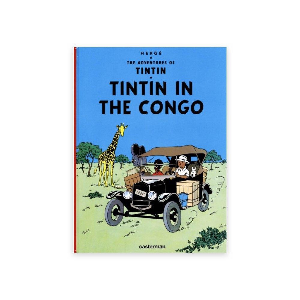 خرید کتاب تن تن در کنگو