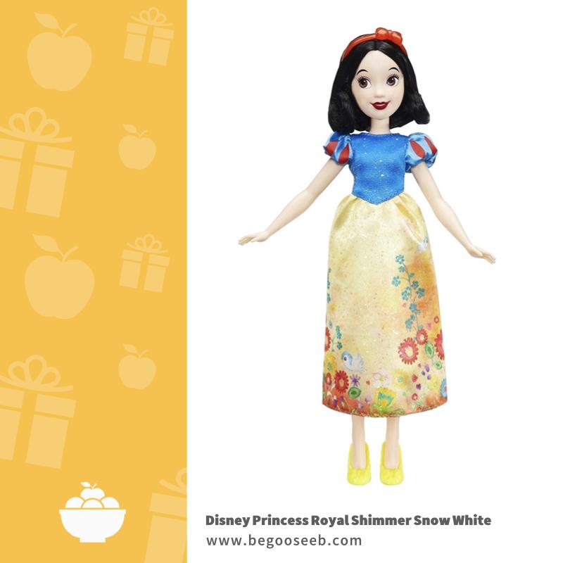 خرید عروسک اورجینال سفید برفی