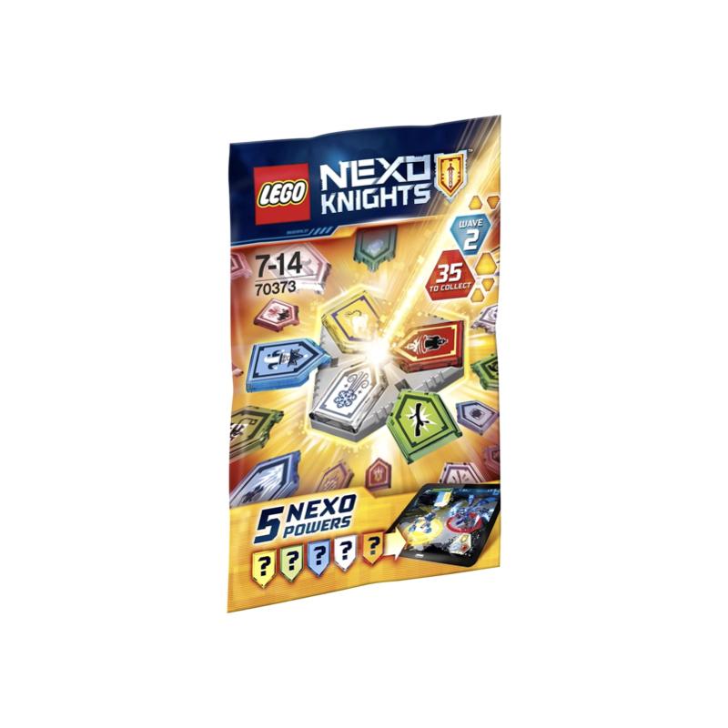 خرید لگو شانسی نکسو نایت Nexo Knights 2