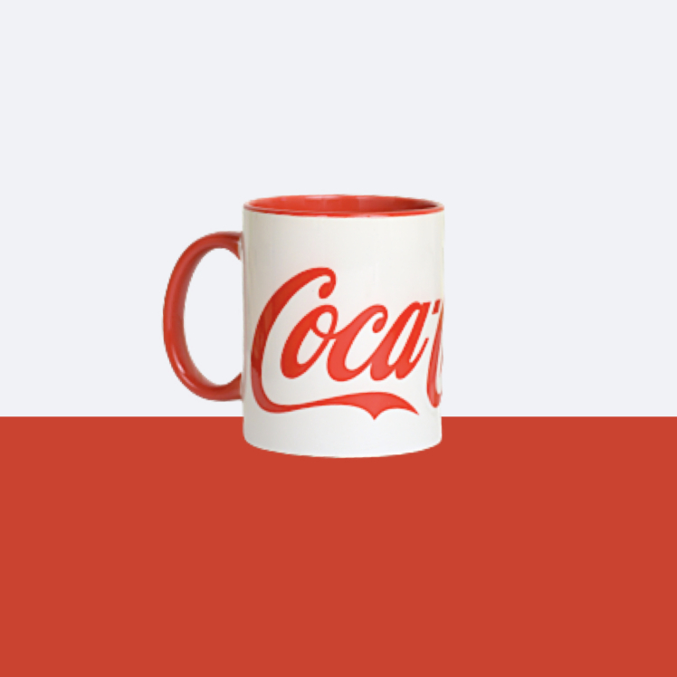 خرید ماگ با لوگوی کوکا کولا
