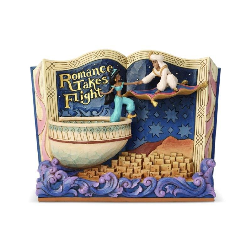 مجسمه storybook علائدین و جاسمین جیم شور