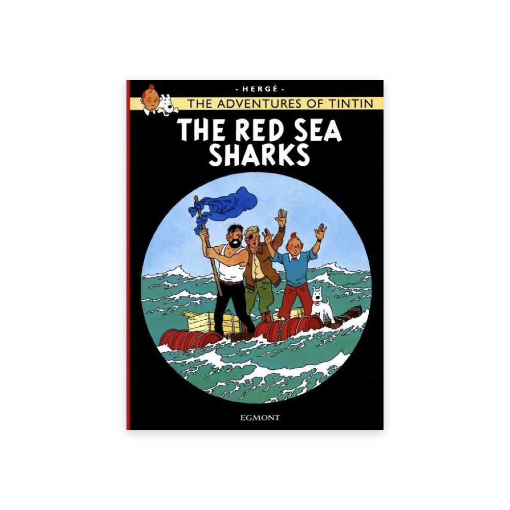 خرید کتاب تن تن، کوسه های دریای سرخ