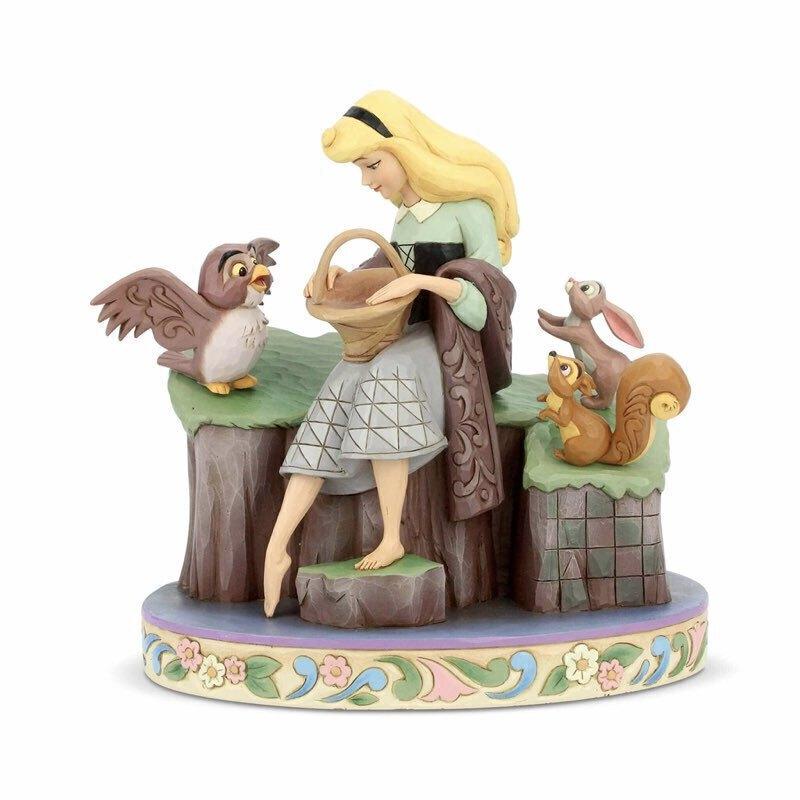 مجسمه اورجینال دیزنی زیبای خفته، اثر جیم شور
