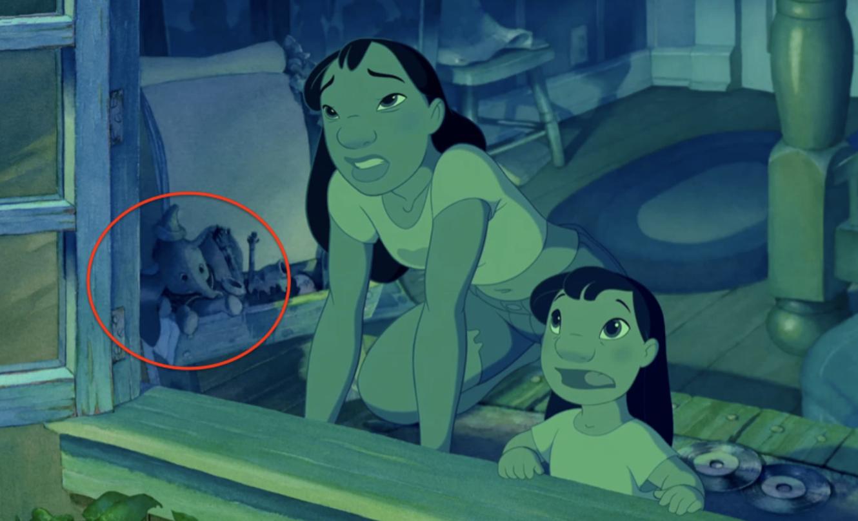ایستراگ در انیمیشن لیلو و استیچ