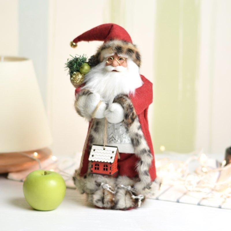 عروسک بابا نوئل برای کریسمس