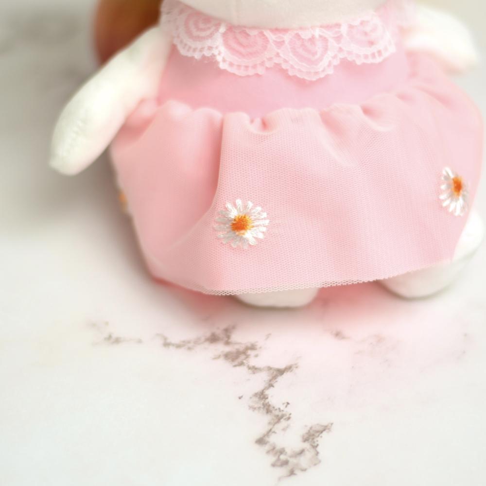 خرید عروسک کیتی صورتی