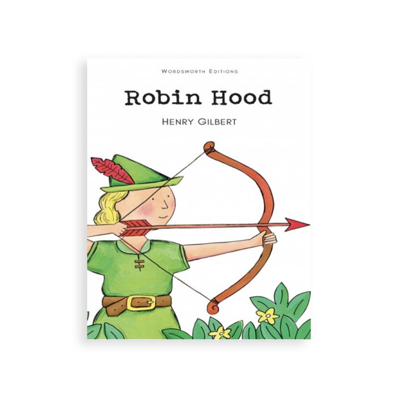 خرید کتاب داستان انگلیسی کودک رابین هود robin hood