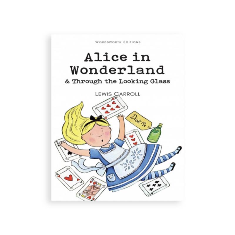 خرید کتاب انگلیسی آلیس در سرزمین عجایب