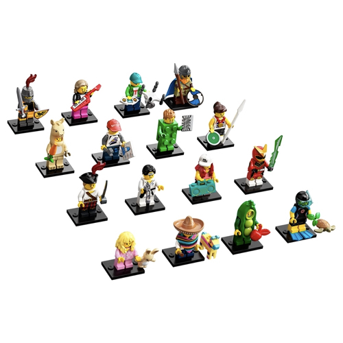 خرید لگو minifigure series 20