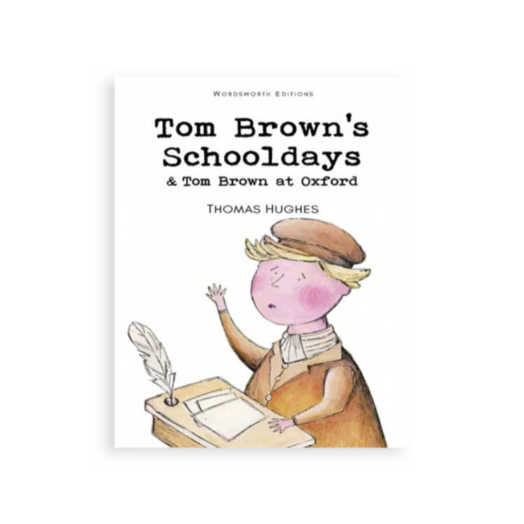 خرید کتاب داستان انگلیسی Tom Brown's Schooldays