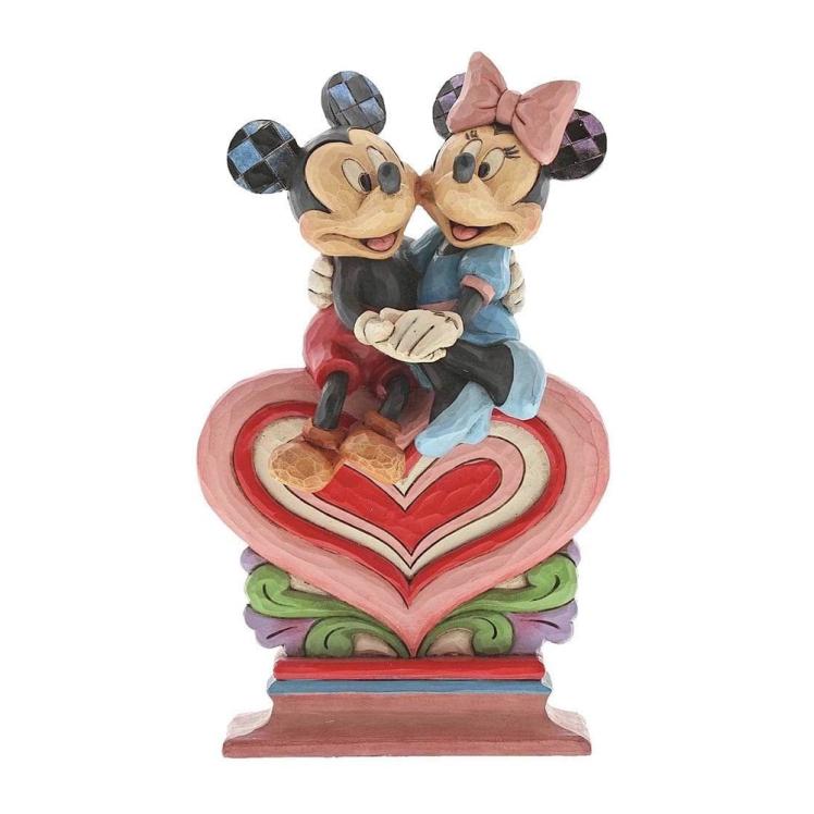 خرید فیگور میکی موس Heart to Heart