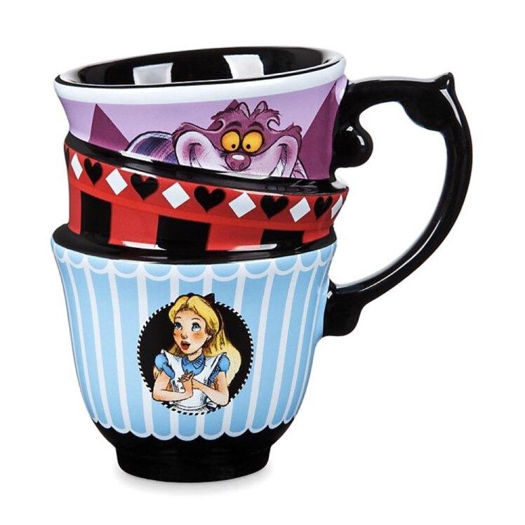 خرید ماگ آلیس در سرزمین عجایب