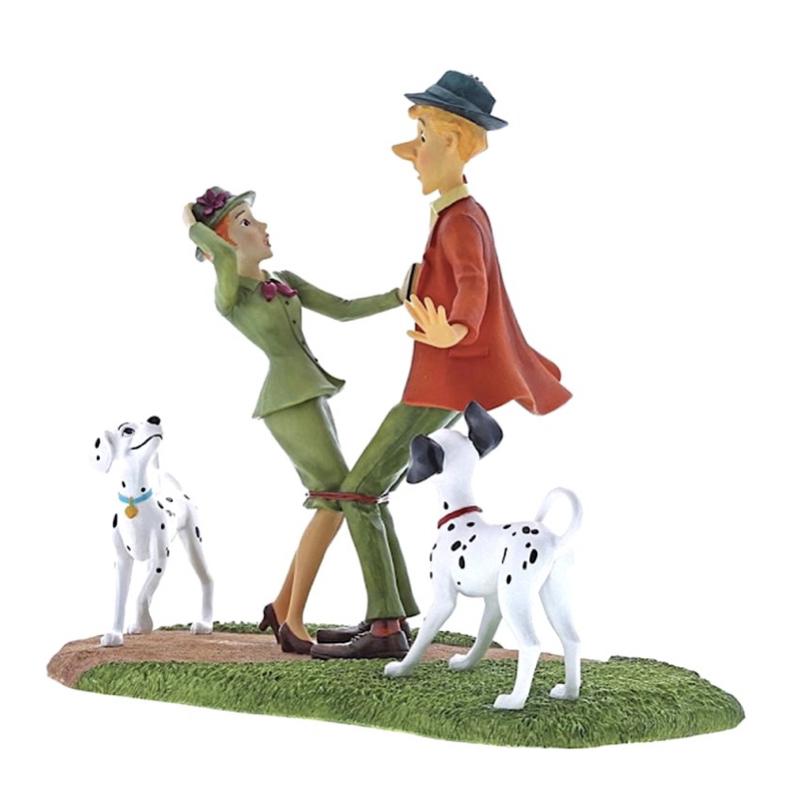 خرید مجسمه ۱۰۱ سگ خالدار
