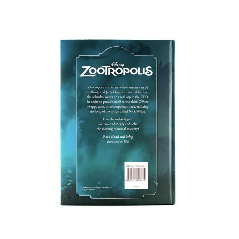 کتاب اورجینال زوتوپیا