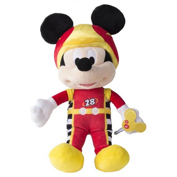 خرید عروسک اورجینال میکی موس با لباس راننده