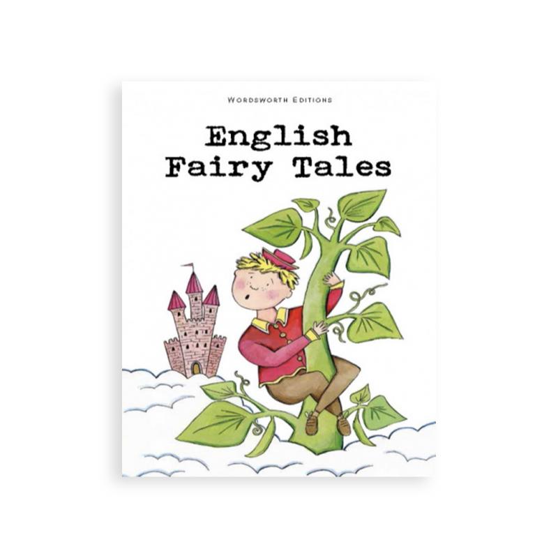 خرید کتاب انگلیسی English Fairy Tales