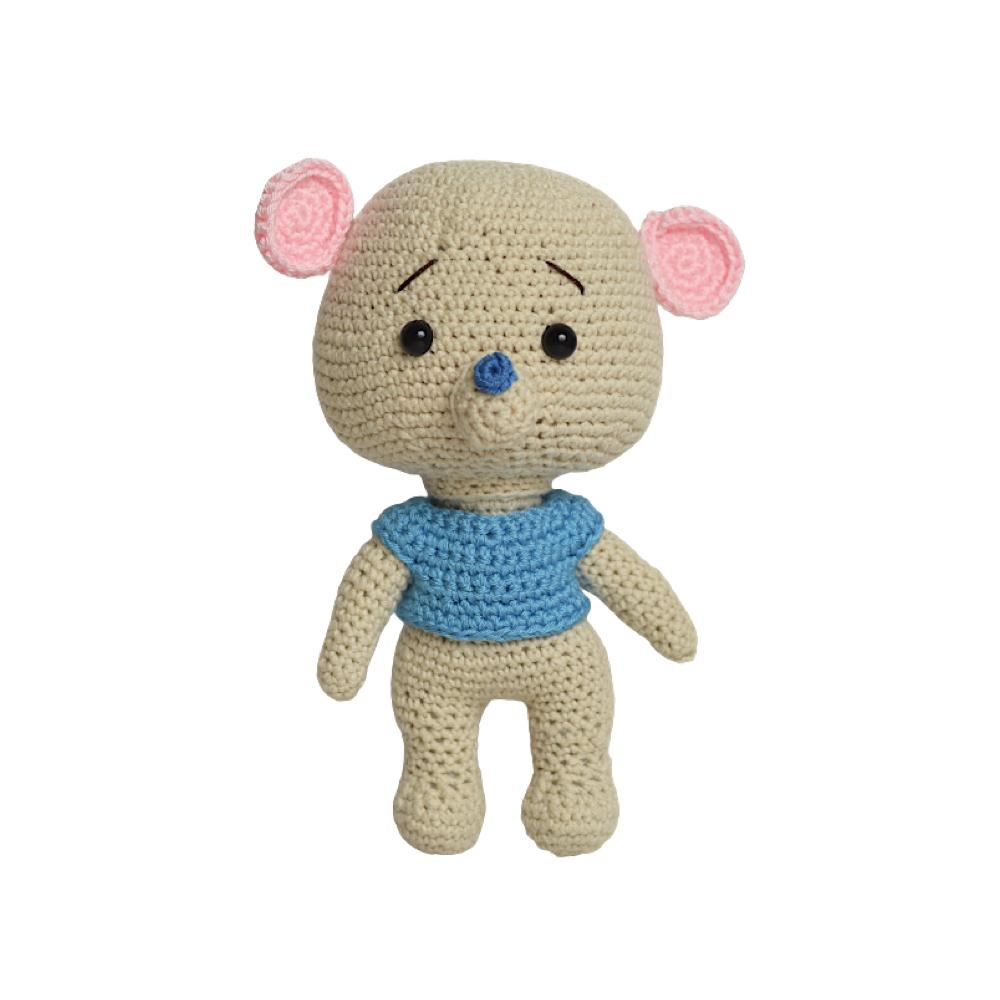 خرید عروسک کانگوروی پو
