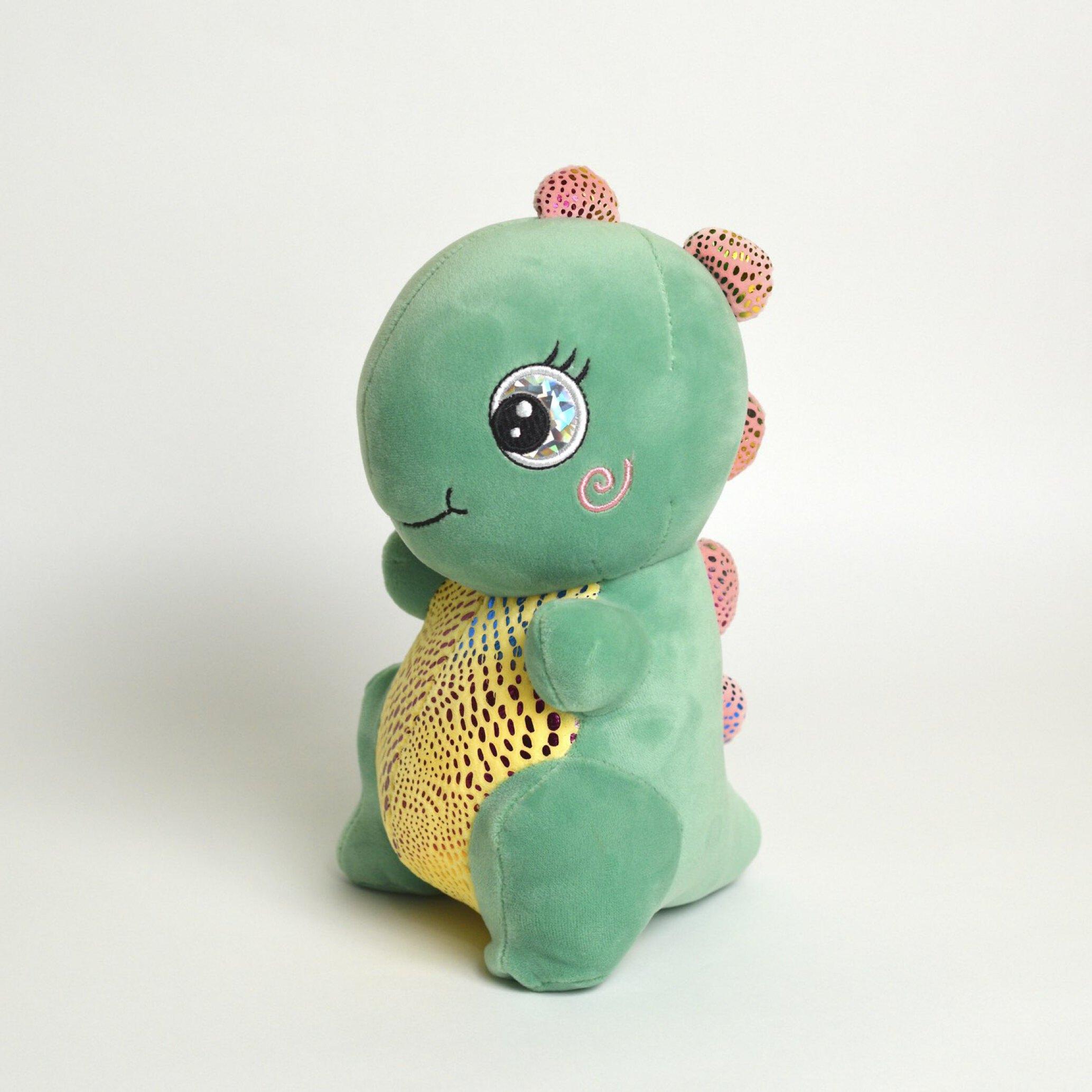 عروسک پولیشی دایناسور
