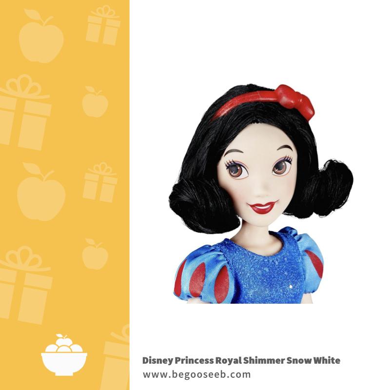 خرید عروسک Disney Princess Royal Shimmer Snow White