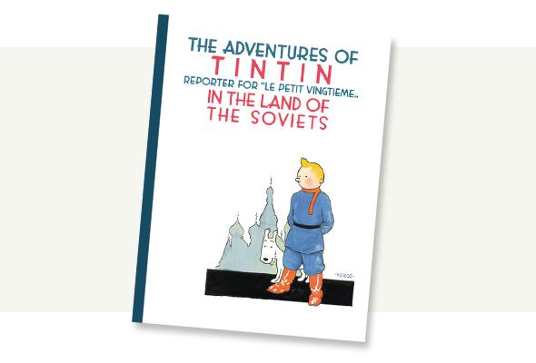 کتاب تن تن در شوروی