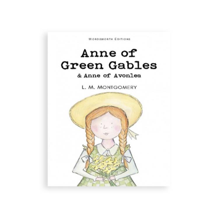 خرید کتاب داستان کودک Anne of Green Gables & Anne of Avonlea