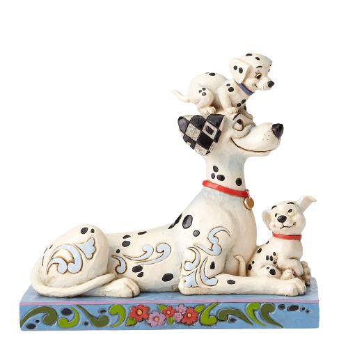 فیگور اورجینال دیزنی جیم شور   مدل ۱۰۱ سگ خالدار