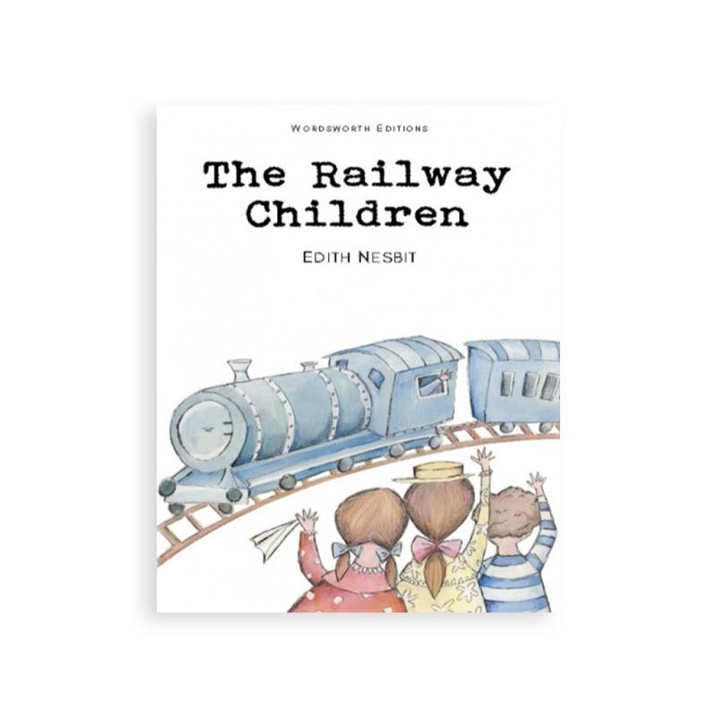 خرید کتاب زبان اصلی کودک The Railway Children
