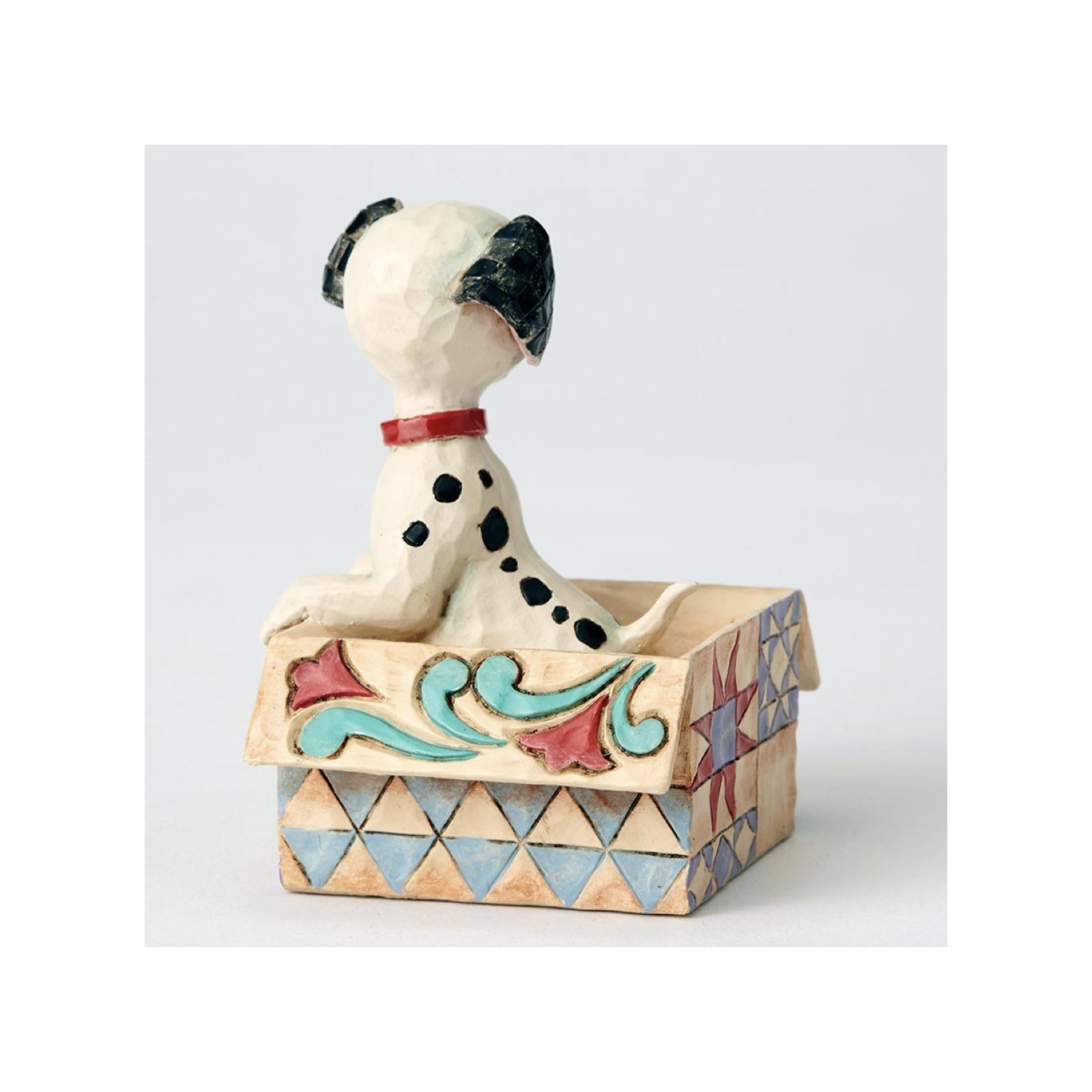 مجسمه سگ خالدار جیم شور