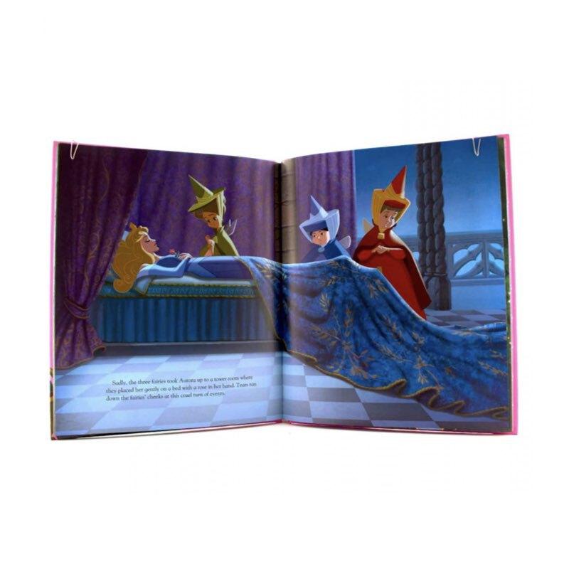 کتاب اورجینال زیبای خفته
