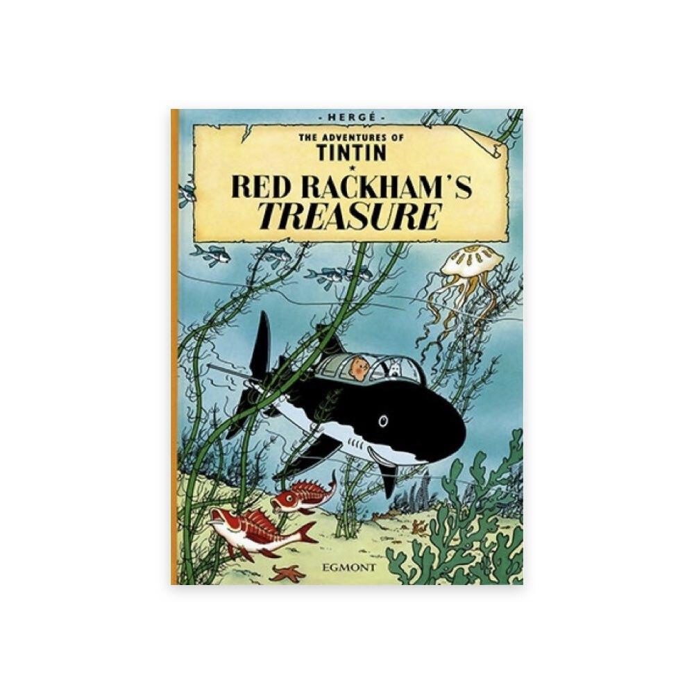 خرید کتاب تن تن، گنج های سرخ راکهام