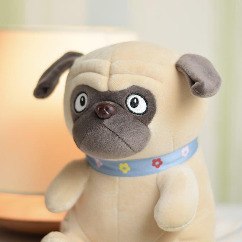 عروسک پولیشی سگ بولداگ