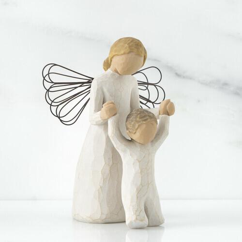 خرید مجسمه willowtree مدل Guardian Angel