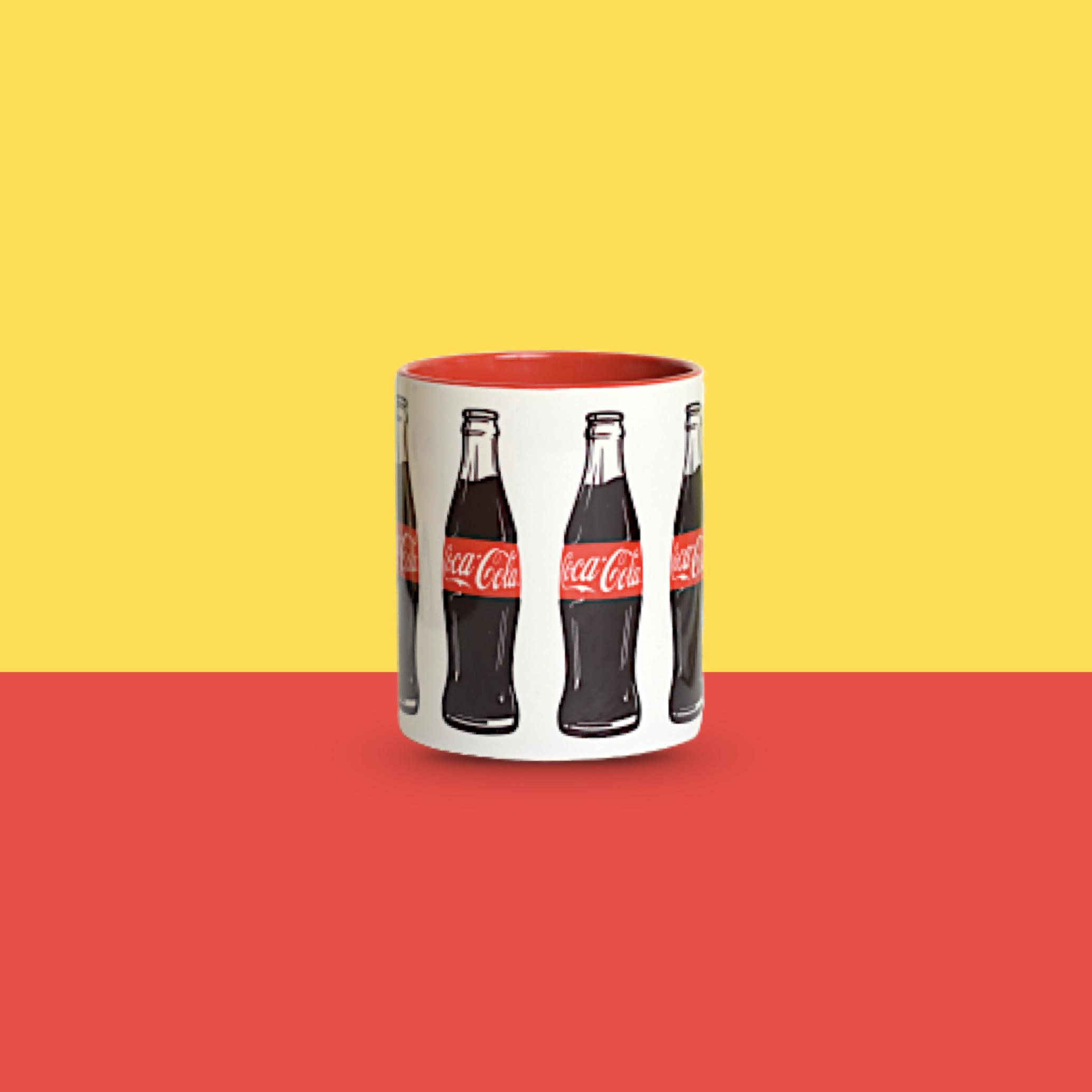 خرید ماگ فانتزی کوکاکولا