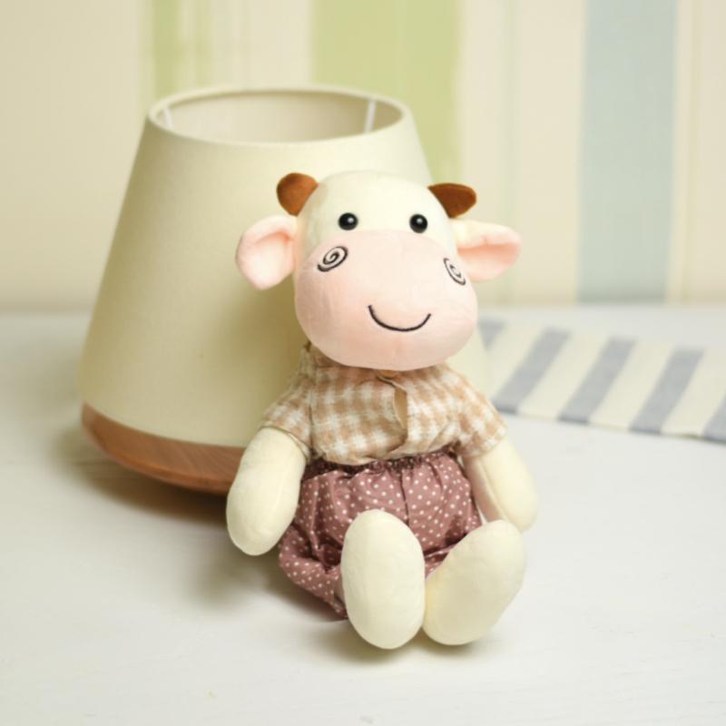 خرید عروسک گاو