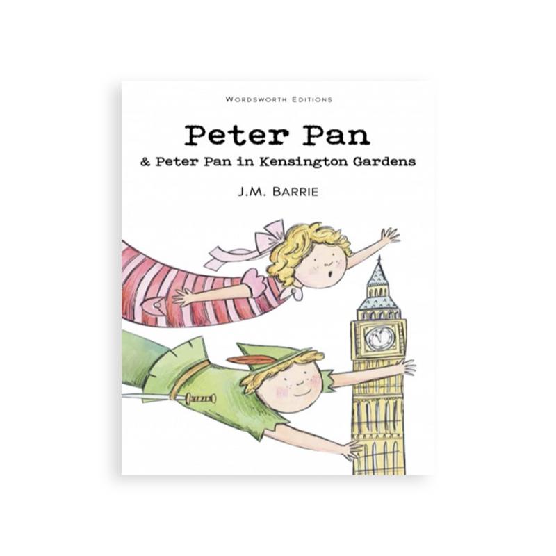 خرید کتاب کودک انگلیسی پیتر پن
